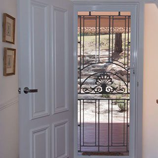 Colonial Security Door - maxsecurity.com.au