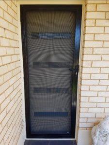 Security Door Happy Valley
