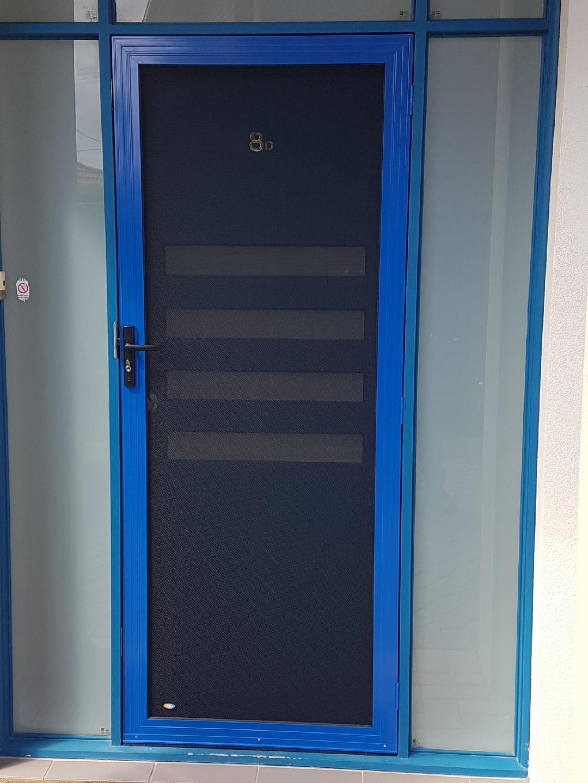 Security Door Installation Kingscote
