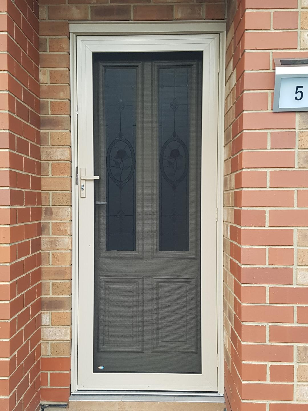 Security Door South Australia Installation